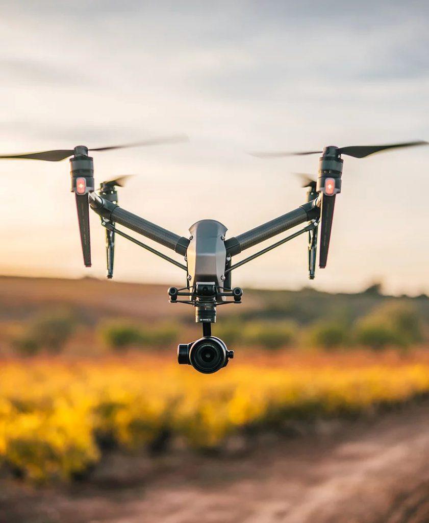 Dron photo